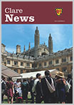 Cover image of the Clare News publication edition 33