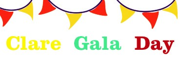 Clare Gala Day banner