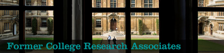 image of old court with text 'Former College Research Associates'