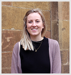 Development Assistant (Events) Sophie Baker